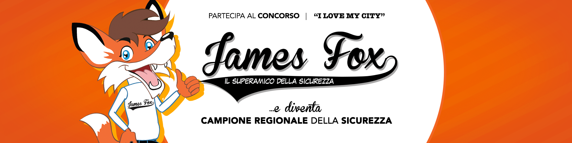 Olimpiadi della Sicurezza – James Fox